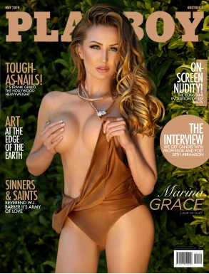 Playboy Australia - May 2019