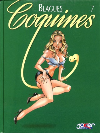 Blagues Coquines - Issue 7