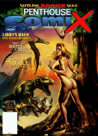 Penthouse Comix - Issue 23