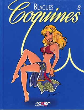 Blagues Coquines - Issue 8