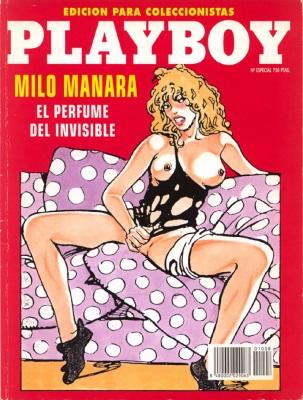 Playboy Especial Comix - El perfume del invisible