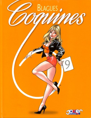 Blagues Coquines - Issue 9
