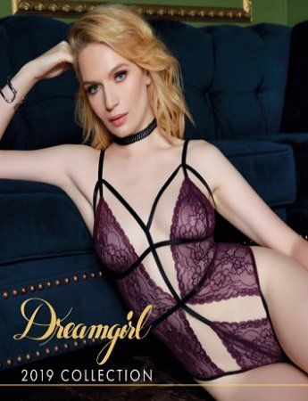Dreamgirl - Lingerie Sexy Collection Catalog 2019