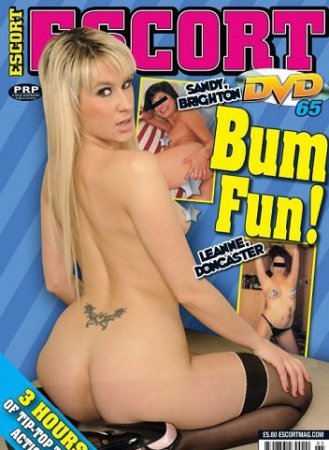 Escort DVD - Issue 65