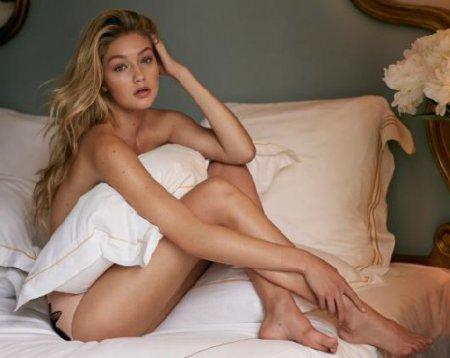 Gigi Hadid - Sebastian Faena Photoshoot 2015