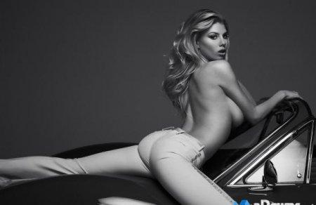 Charlotte McKinney - Josh Ryan photoshoot