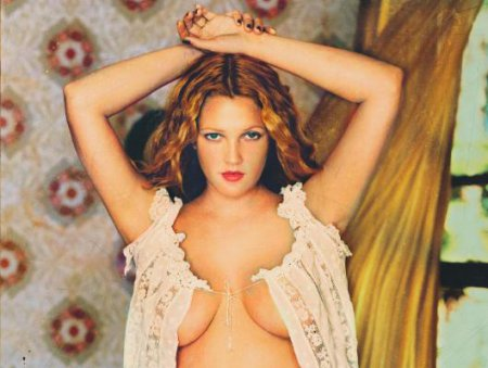 Drew Barrymore - Mark Seliger Photoshoot 2000