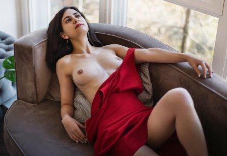 Anastasia Kosmina - Maxim Chuprin Photoshoot 2018
