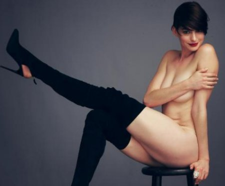 Anne Hathaway - Alexi Lubomirski Photoshoot 2014
