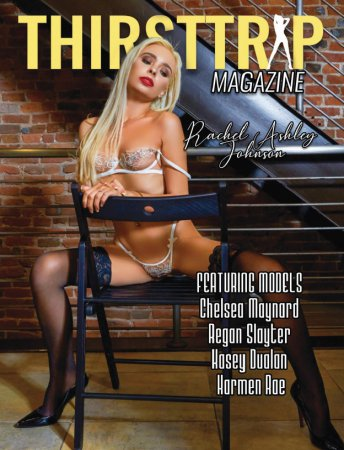 Thirst Trap Magazine - Issue 1 2019