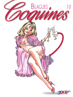 Blagues Coquines - Issue 10