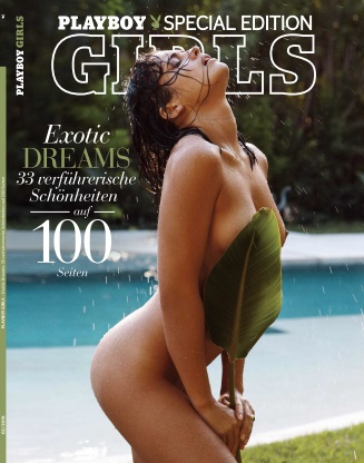 Playboy Germany Special Digital Edition - Girls, Exotic Dreams 02/2019