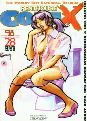 Penthouse Comix - Issue 28