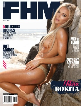 FHM Sweden - June 2019