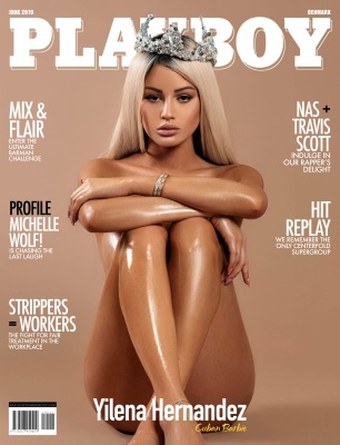 Playboy Denmark - June 2019