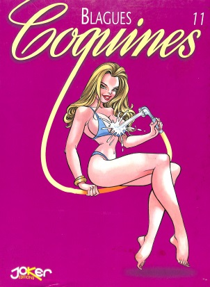 Blagues Coquines - Issue 11