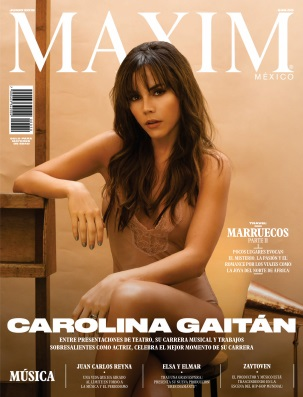 Maxim Mexico - June 2019