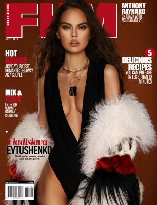 FHM South Africa - June 2019
