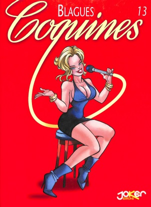 Blagues Coquines - Issue 13