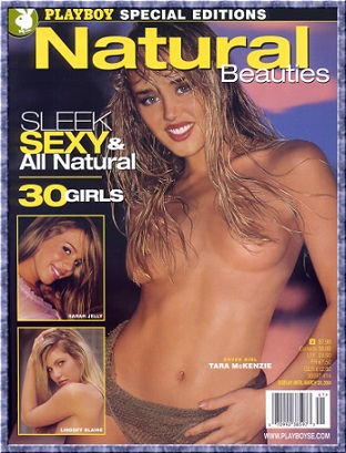 Playboy's Natural Beauties - March 2004