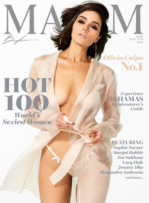 Maxim USA - July 2019
