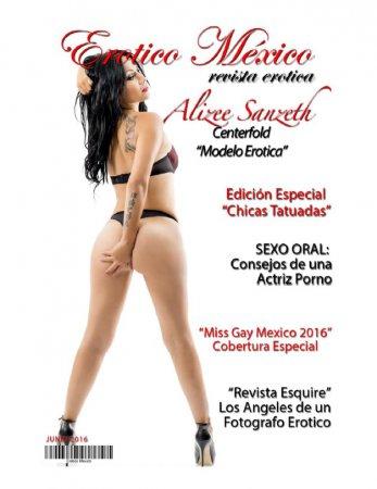 Erotico Mexico - Junio 2016