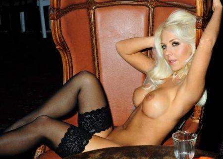 German Playboy Cybergirl - Carmen Groning