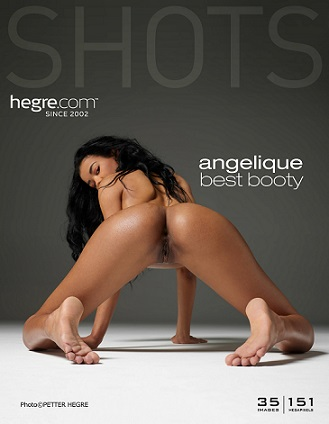 Hegre-Art - Angelique - Best Booty - 2019 by Petter Hegre