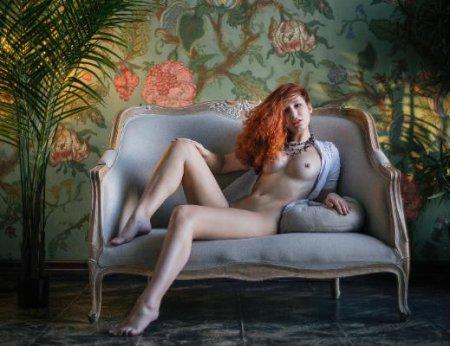 Lana Noks - Maxim Chuprin Photoshoot 2019