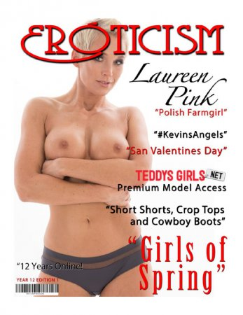 Eroticism Magazine - Spring 2019