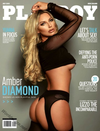 Playboy New Zealand - July 2019