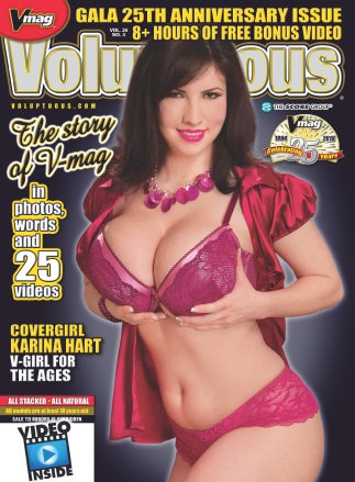 Voluptuous - Volume 26 No.4 - June 2019