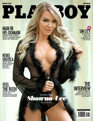 Playboy Australia - August 2019
