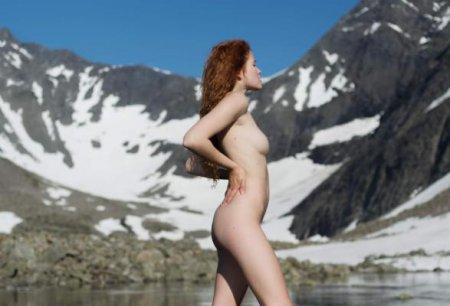 Heidi Romanova - Korbinian Vogt Photoshoot