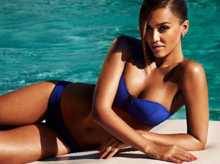 Jessica Alba - James Macari Photoshoot 2015