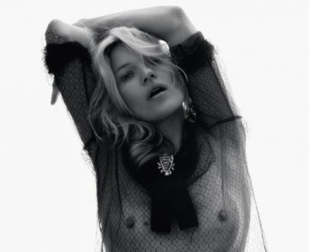 Kate Moss - David Sims Photoshoot 2015