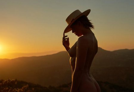 Marisa Papen - Esteban Wautier Photoshoot 2019