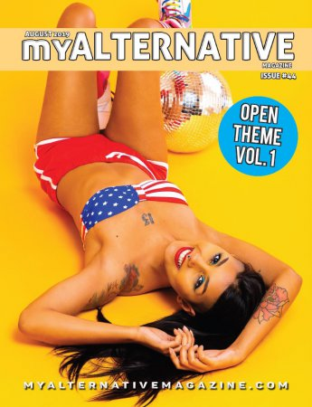 MyAlternative - Issue 44 Volume 1 August 2019