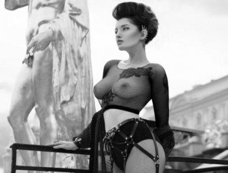 Valeria Yakisel - Alexandra Oblako Photoshoot 2019