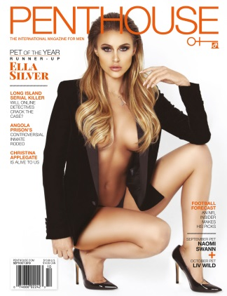 Penthouse USA - September 2019