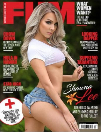 FHM USA - September 2019