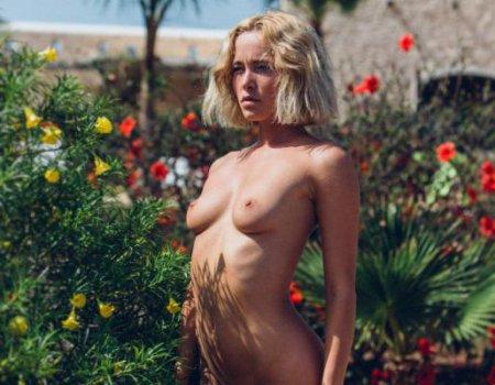 Viktoria Yarova - Pierre Dantant Photoshoot 2019