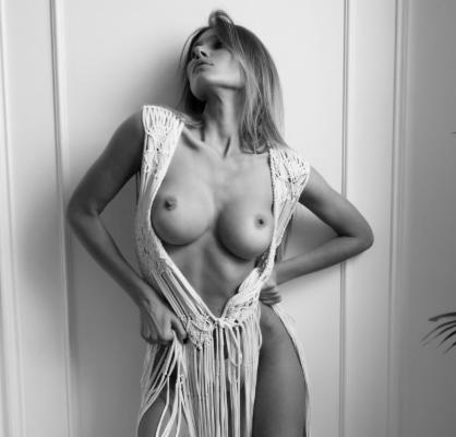 Marina Polnova - Vladislav Spivak Photoshoot 2019
