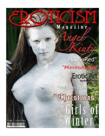 Eroticism Magazine - Winter 2018/2019