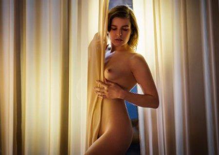 Angelina Peshkova - Maxim Chuprin Photoshoot 2018