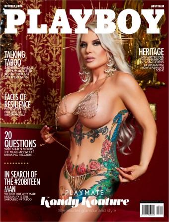 Playboy Australia - October 2019