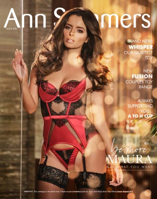 Ann Summers - Lingerie Autumn Winter Collection Catalog 2019-2020