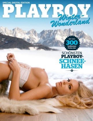 Playboy Germany Special Digital Edition - Winter Wonderland 2015