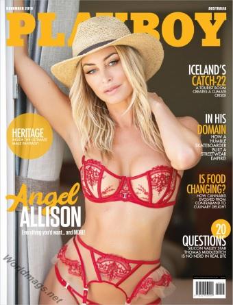 Playboy Australia - November 2019