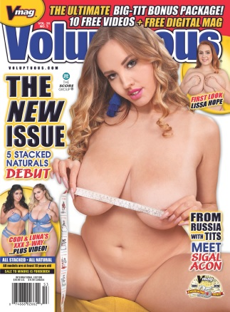 Voluptuous - Volume 26 Number 5 - September 2019